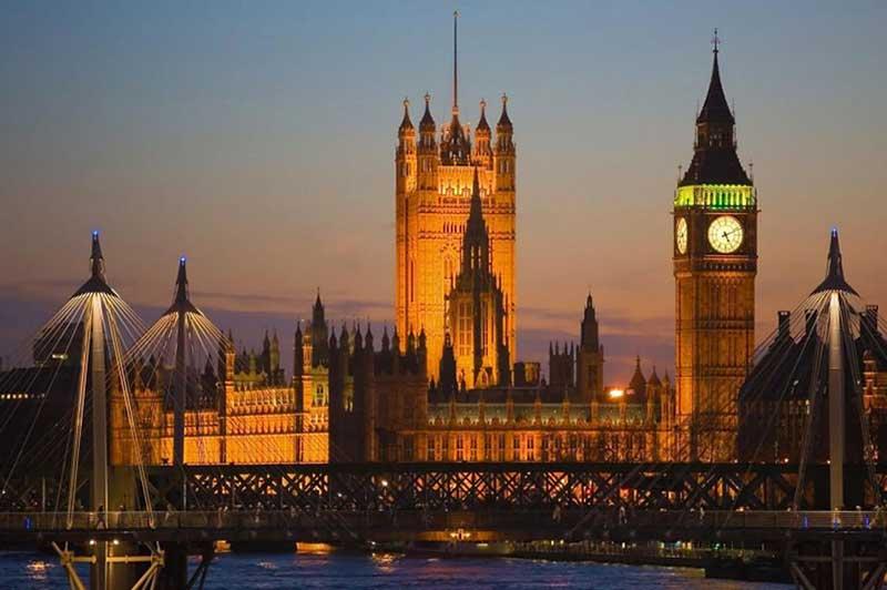 Londra in liberta
